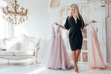 Luxury Fashion Showroom. Sophi...