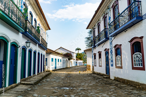 Photo  Paraty - Rio de Janeiro - Cidade Histórica