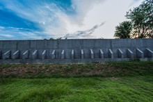 Wall, Flood, Archaeological Si...