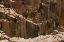 Organ Pipes Mountain, Namibia