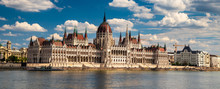 Building Of The Hungarian Parl...