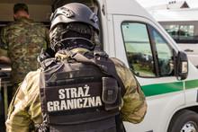 Polish Border Guard Tactical U...