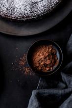 Chocolate Cake - Cocoa Powder