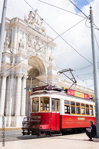 Obraz Lissabon - Portugal - fototapety do salonu