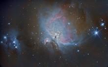 Orion's Nebula. M42