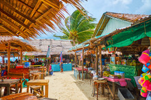 Choose The Beach Bar On Khai N...