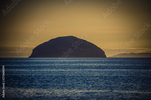 Canvas Ailsa Craig