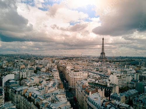 Beautiful day in Paris - 270700268