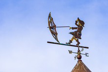 Weather Vane, San Francisco, California