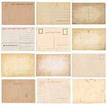 Set Of Various Old Vintage Pos...