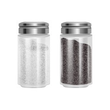 Set Of Salt And Pepper. Pair O...
