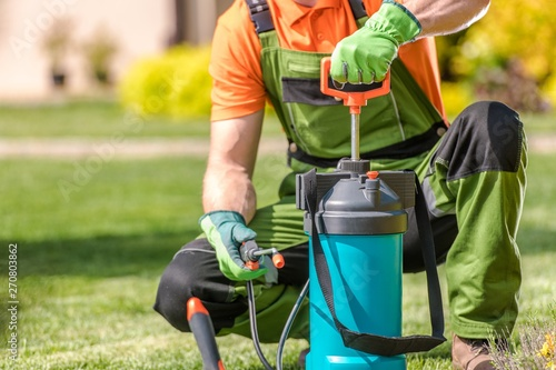 Insecticide Spraying Equipment