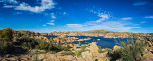Panorama Of The Rugged Beauty ...