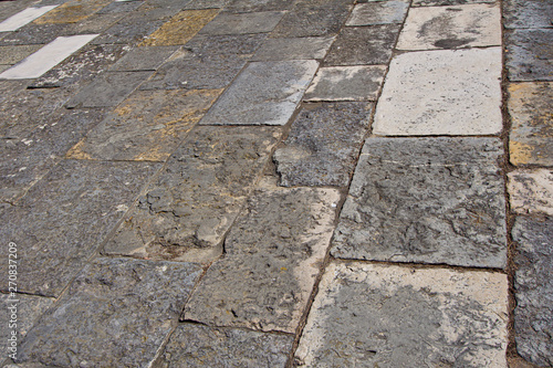 Fotografia Old paving stones
