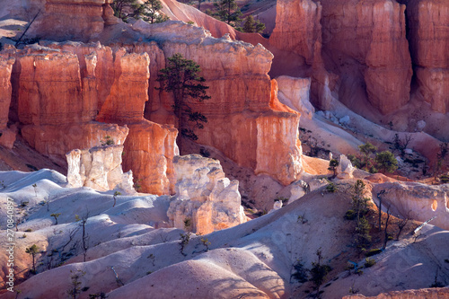 Poster Crimson Scenic View of Bryce Canyon