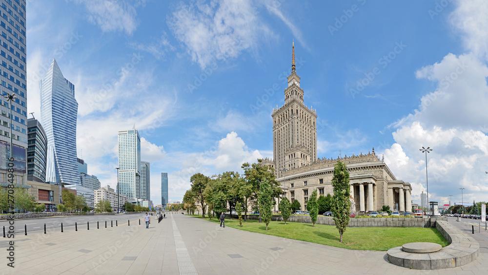 Fototapety, obrazy: Warszawa, Polska