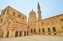 Explore Amir Khayrbak Complex, Cairo, Egypt