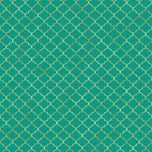 Quatrefoil Seamless Pattern - ...