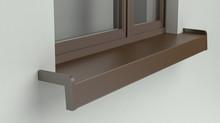 Metal Windowsill And Window - ...