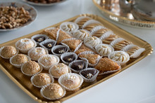 Moroccan Traditional Cookie An...