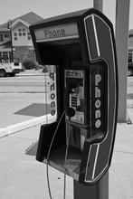 Public Phone.