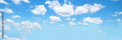 Foto auf AluDibond Pool sky