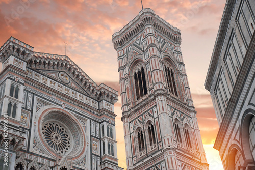 Fotografie, Obraz  Cathedral of Santa Maria del Fiore