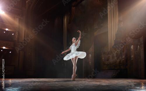 Billede på lærred Ballet