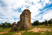 The Landscape , The Stonehenge Mohinkhao In Chaiyaphum , Thailand