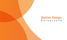 Orange Background Vector Illustration Lighting Effect Graphic For Text And Message Board Design Infographic