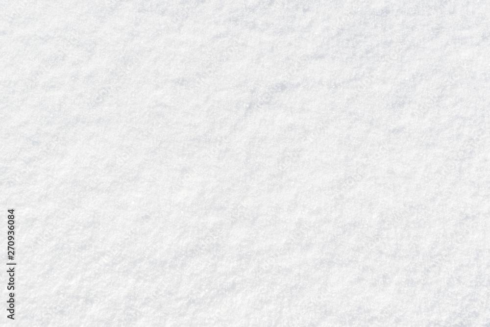Fototapety, obrazy: Fresh snow textured background