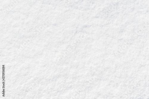 Fresh snow textured background