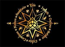 Gold Book Of Shadows Wheel Of ...
