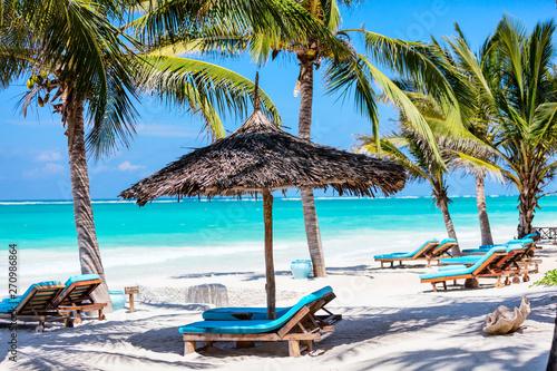 Slika na platnu Perfect tropical beach