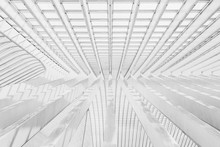 White Patterns From Modern Architecture II