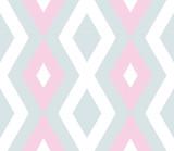 Szwu z zygzak, trójkąt, romb, linia. Tło nieskończoności kształtów geometrycznych. Wzór z kolorowym mozaika wzorem. Kolorowe tło geometryczne. Ilustracji wektorowych. - 270997063