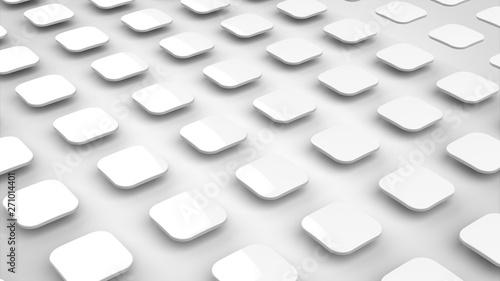 アプリ アイコン ベース素材 大量 アングル - 271014401