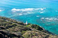 【ハワイ】ダイヤモンドヘッド展望台からの眺め