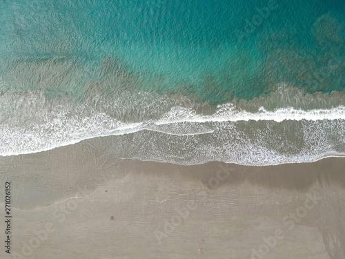 Photo sur Toile Plage Manuel Antonio Beach in Costa Rica