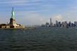 Liberty Island, New York, New York, USA