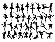 Ballerina And Dance
