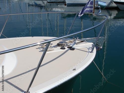 Foto  Motor Boat Bow