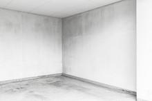 Empty Room In The Basement
