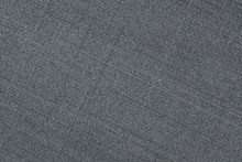 Gray Fabric Texture. Textile Background.