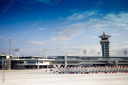 Fotomural  aéroport