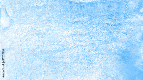 Fotografia  blue texture of ice