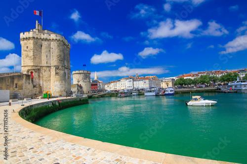 Cuadros en Lienzo  Vieux port de La Rochelle