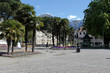Merano, Promenade, South Tyrol, Italy, Europe