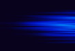modern glowing blue abstract background