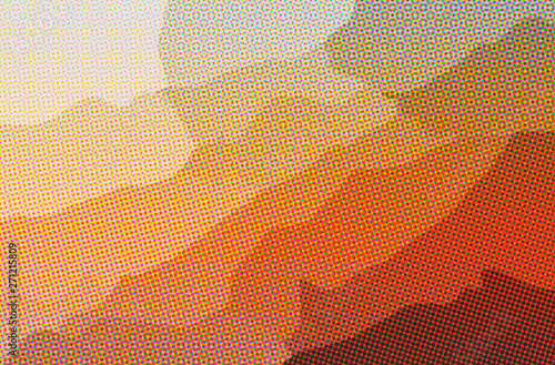 Abstract illustration of or...